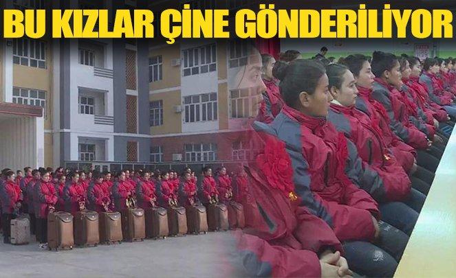 Çin'in Uygur  işçi resimleri ile ilgili görsel sonucu