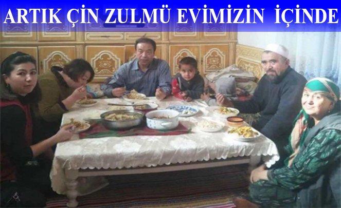 Çinliler Uygurların evlerinde kalıyor resimleri ile ilgili görsel sonucu